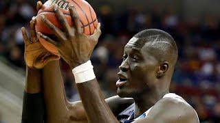 UC Irvine vs. Louisville: Mamadou Ndiaye highlights