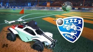 What if Rocket League had REFS?