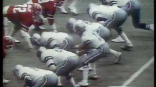 NFL - Highlights - 1979 Game Of Week - Cowboys VS Falcons - 1st Half imasportsphile.com