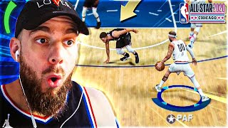 J'HUMILIE STEPHEN CURRY AU ALL-STAR GAME !! ( Et westbrook ) 😱 NBA 2K20 MA CARRIÈRE #16