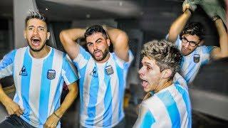 Reacciones de Amigos | Argentina 0 Colombia 2 | Copa America 2019