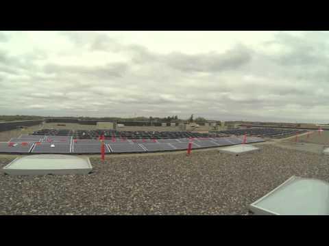 Slumberland Solar Time Lapse