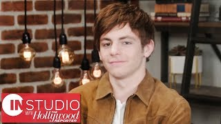 'Chilling Adventures of Sabrina' Star Ross Lynch Shares Admiration for Kiernan | In Studio with THR