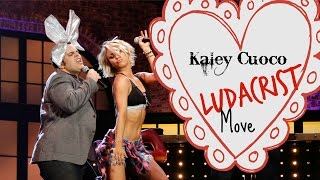 "Kaley Cuoco performs her Ludacrist ""Move Bitch"" dance-BD Aqurist"