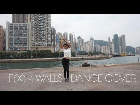 F(x) (에프엑스) 4 Walls (포월즈) - dance cover
