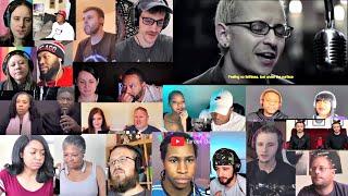 Linkin Park - Numb Reaction Mashup