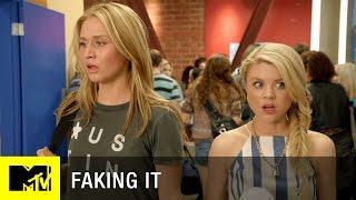 Faking It (Season 3)   'Amy's Journal' Official Sneak Peek (Episode 3)   MTV
