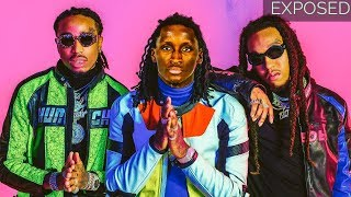 MIGOS replaced OFFSET with Victor Oladipo because of CARDI B