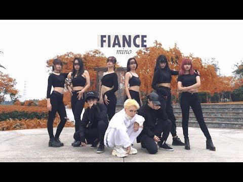 '아낙네 (FIANCÉ)' - MINO(송민호) Dance Cover | The A-code from Vietnam