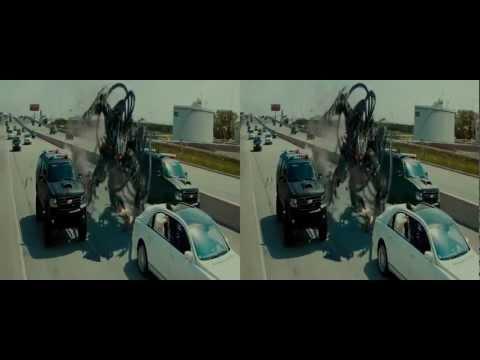 Transformers Dark of the Moon 3d (2011) HSBS