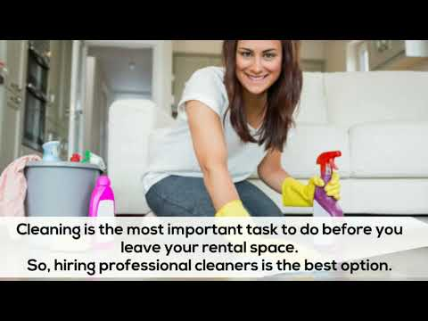 Professional Cleaning Service: Top Reasons To Hire