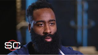 James Harden talks critics being wrong and Rockets' title hopes | Stephen A. Smith SportsCenter
