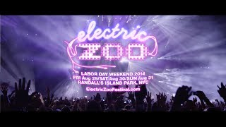 Electric Zoo New York 2014 Official Trailer