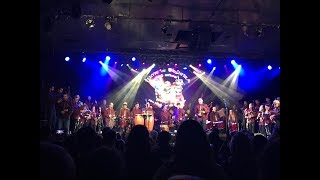 Lume De Biqueira Banda De Gaitas - Pipe Band - Lume de Biqueira en La Riviera 1