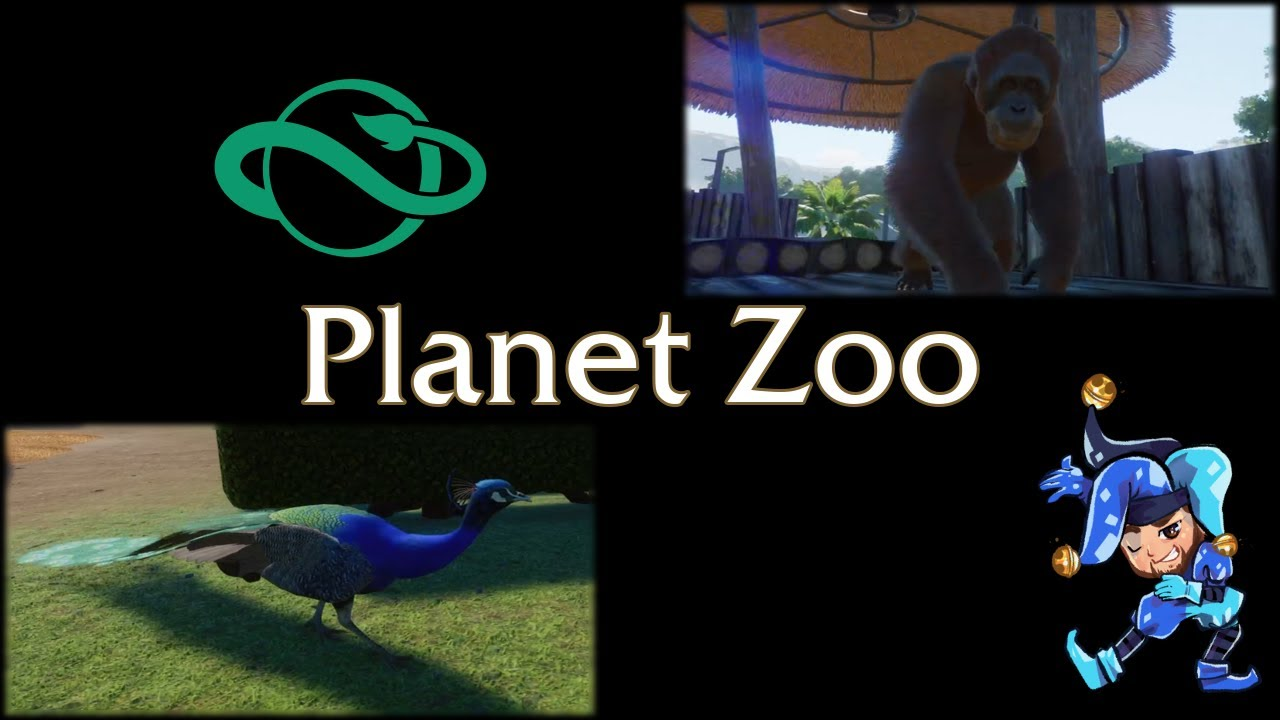 Planet Zoo - Sponsored - April 7th, 2021