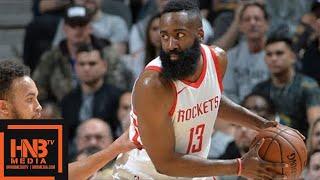 Houston Rockets vs San Antonio Spurs Full Game Highlights / Feb 1 / 2017-18 NBA Season