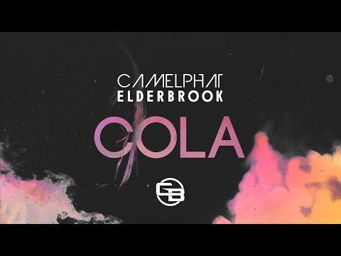 CamelPhat & Elderbrook - Cola (Lyric Video)