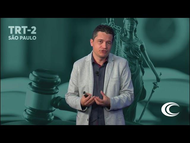 [CORREÇÃO PROVA TRT-2 | NOÇÕES DE DIREITO DO TRABALHO | Profº Cristiano Silva]