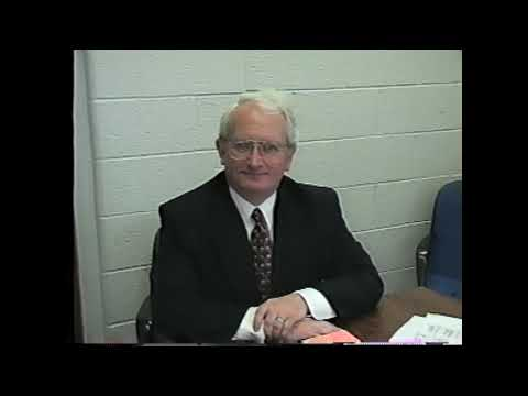 NCCS Budget Interview 5-8-98