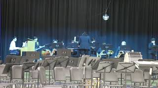 Falcon Cove Jazz Band 05/16/19. Theme from New York, New York...