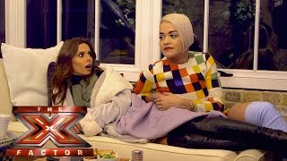 What are the Judges most scared of? | The Xtra Factor UK 2015