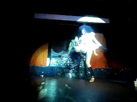 Baixar 'Abertura' - Especial Leyllah Diva Black - Danger Dance Club [15/10/2011]