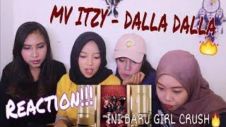 ITZY (있지) - DALLA DALLA(달라 달라) MV REACTION!!