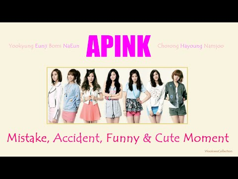 PART 68: Kpop Mistake & Accident [A-PINK only.]