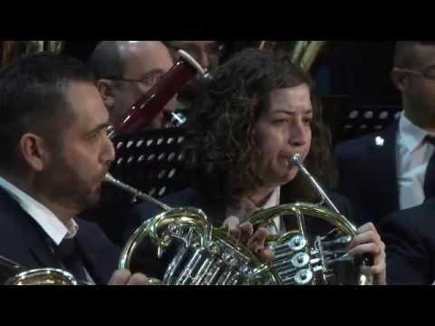 BANDA MUNICIPAL DE MÚSICA DE DAIMIEL Sendes de José Alberto Pina