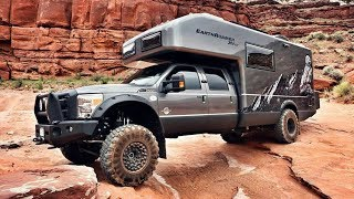 $500,000 Earthroamer ULTIMATE Camper Tour