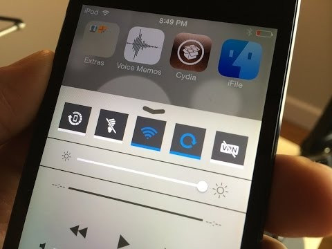 CCControls: Customized Theme-able Toggles In IOS 7's Control Center - Smashpipe Tech