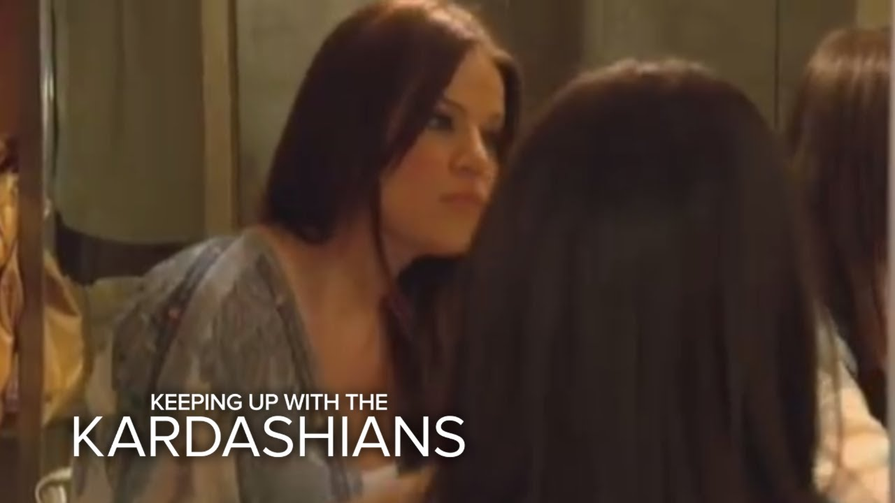 Caught in the Act | Keeping Up With the Kardashians | E ...