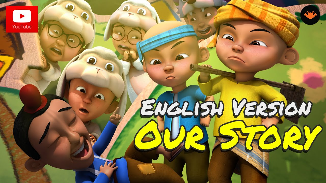 Upin & Ipin - Our Story [English Version] [HD] - YouTube