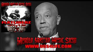 Russell Simmons nephew Jamal (Redrum of Flatlinerz) sends message to Uncle and speaks on accusations