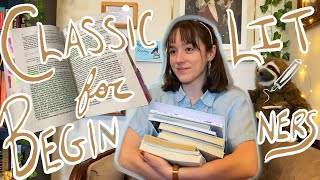 Where to start with classic literature & tips for beginners 📒 How to start reading classics
