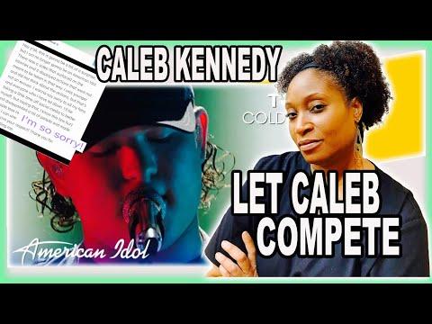 'AMERICAN IDOL' CALEB KENNEDY Off Show after NEGATIVE Video Surfaces    Caleb Kennedy American idol