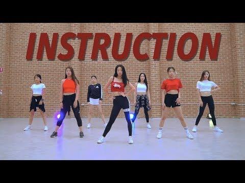 Jax Jones - Instruction ft. Demi Lovato, Stefflon Don | iMISS CHOREOGRAPHY