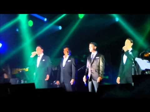 Il Divo: Wicked Game live in Concert