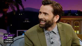 David Tenant & His Wife Are Preparing for Child #5
