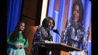 Cicely Tyson receives an Honorary Oscar at the 2018 Governors Awards