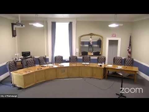 Plattsburgh Public Safety Comm. Mtg.  6-21-21