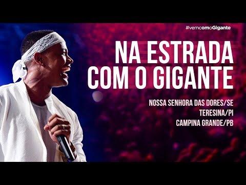 LÉO SANTANA | NA ESTRADA COM O GIGANTE (15-17/09)