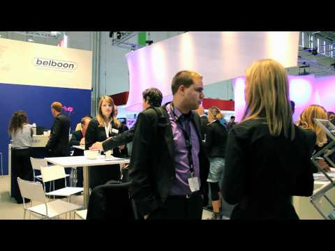belboon Affiliate Marketing Network at dmexco2010, Cologne