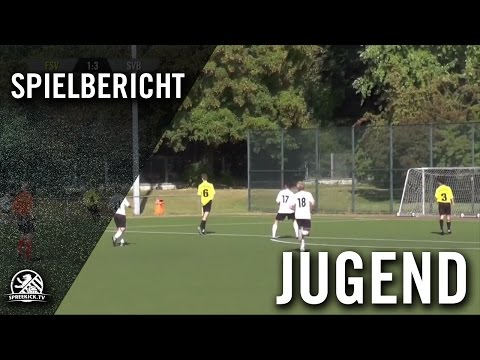 FSV Fortuna Pankow - SV Buchholz (U17 B-Junioren, Bezirksliga, Staffel 1) - Spielbericht | SPREEKICK.TV