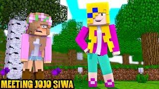 LITTLE KELLY MEETS JOJO SIWA | Minecraft Little Kelly