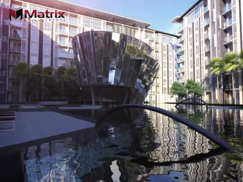 New Condo Project in Pattaya Beach (South Pattaya) - City Center Residence