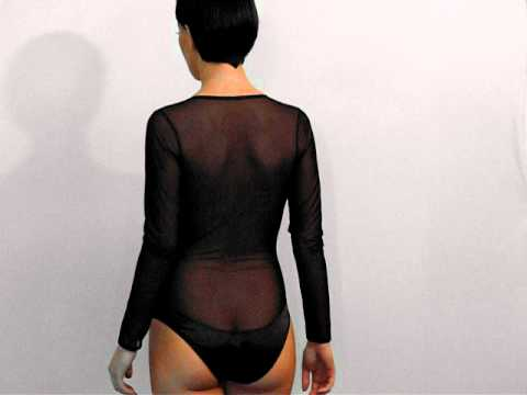 Diabla sheer body SS11
