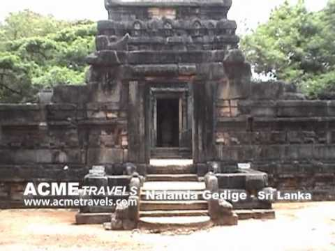 Nalanda Gedige Sri Lanka Acme Travels