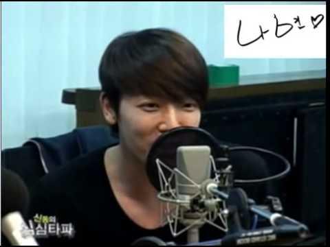 한국말을 못하는 바보동해ㅋㅋㅋdonghae english rap but he can't speak korean lol(funny)