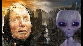 Vanga vén màn sự tồn tại người ngoài hành tinh